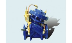 JD745X型 多功能水泵控制阀